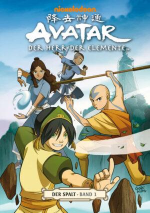 Avatar: Der Herr der Elemente 8   Bundesamt für magische Wesen