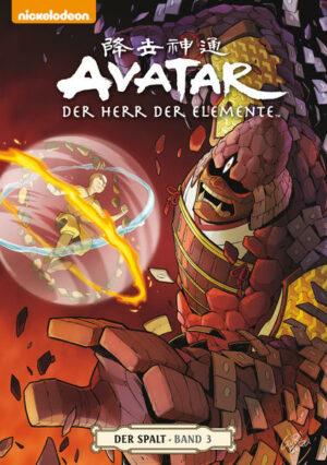 Avatar – Der Herr der Elemente 10   Bundesamt für magische Wesen