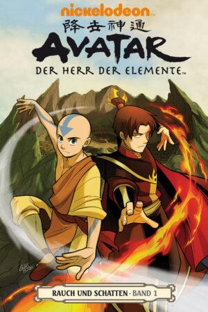 Avatar – Der Herr der Elemente 11   Bundesamt für magische Wesen