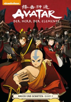 Avatar – Der Herr der Elemente 12