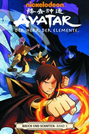 Avatar – Der Herr der Elemente 13   Bundesamt für magische Wesen