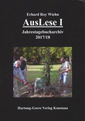 AusLese I Jahrestagebucharchiv 2017/18