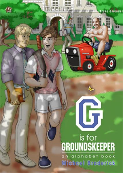 G is for Groundkeeper   Bundesamt für magische Wesen