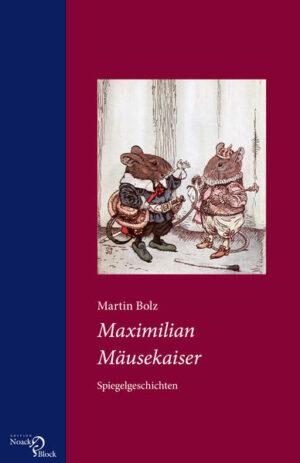 Maximilian Mäusekaiser | Bundesamt für magische Wesen