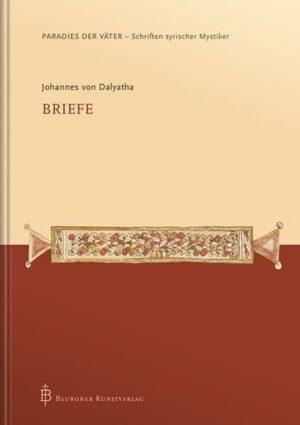 Johannes von Dalyatha - Briefe | Bundesamt für magische Wesen