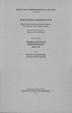 Bibliotheca Dissidentium XXVIII   Bundesamt für magische Wesen