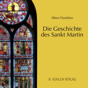 Die Geschichte des Sankt Martin dargestellt im Martinsfenster des Gladbacher Münsters