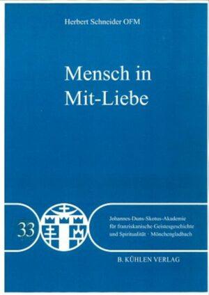 Mensch in Mit-Liebe - Band 33