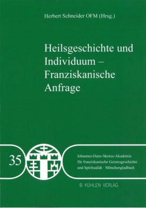 Heilsgeschichte und Individuum