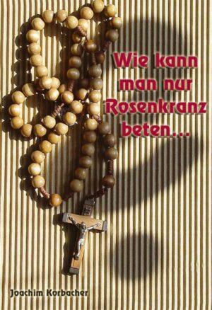 Wie kann man nur Rosenkranz beten ... | Bundesamt für magische Wesen