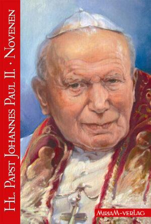 Papst Johannes Paul II. Novenen | Bundesamt für magische Wesen