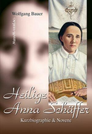 Heilige Anna Schäffer | Bundesamt für magische Wesen
