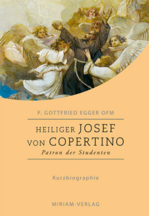 Heiliger Josef von Copertino | Bundesamt für magische Wesen