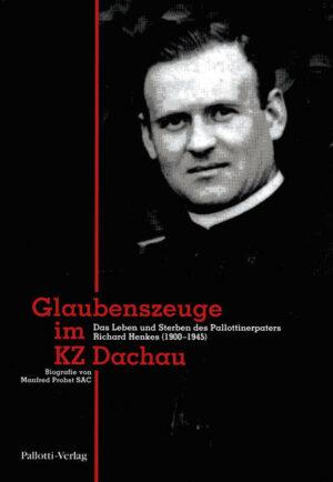 Glaubenszeuge im KZ Dachau | Bundesamt für magische Wesen