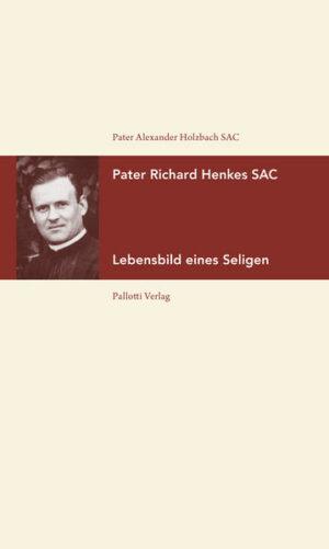Pater Richard Henkes SAC | Bundesamt für magische Wesen