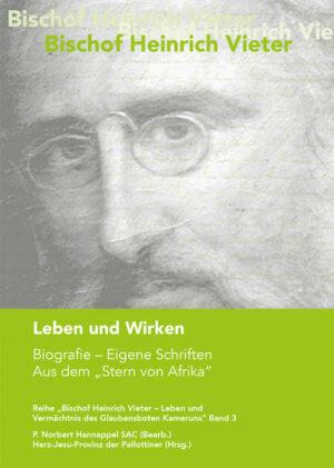 Bischof Heinrich Vieter. Leben und Wirken. | Bundesamt für magische Wesen