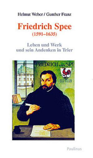 Friedrich Spee (1591-1635) | Bundesamt für magische Wesen