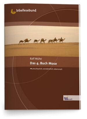 Das 4. Buch Mose hauskreiswelt