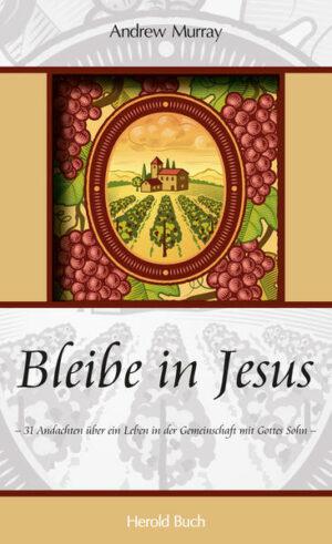 Bleibe in Jesus | Bundesamt für magische Wesen