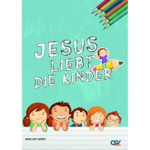 Jesus liebt die Kinder | Bundesamt für magische Wesen