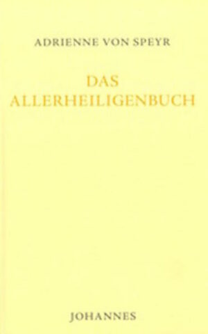 Das Allerheiligenbuch