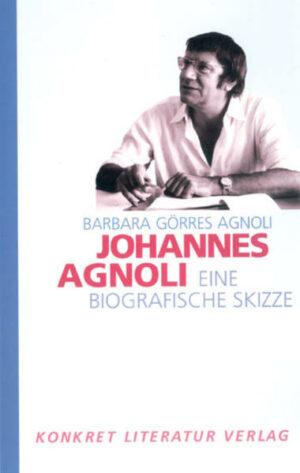Johannes Agnoli | Bundesamt für magische Wesen