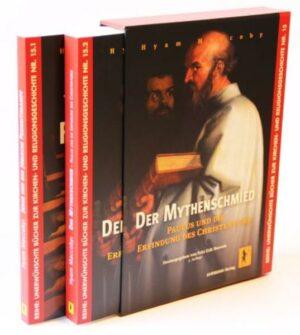'Jesus und der jüdische Freiheitskampf' und 'Der Mythenschmied - Paulus und die Erfindung des Christentums' (Ausgabe in zwei Bänden im Schuber)