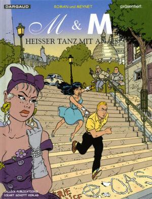 M & M Band 2: Heisser Tanz mit Anais