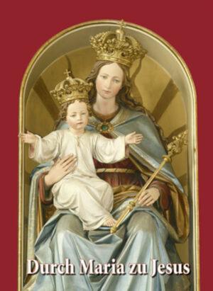 Durch Maria zu Jesus   Bundesamt für magische Wesen