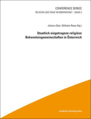 Staatlich eingetragene religiöse Bekenntnisgemeinschaften in Österreich   Bundesamt für magische Wesen