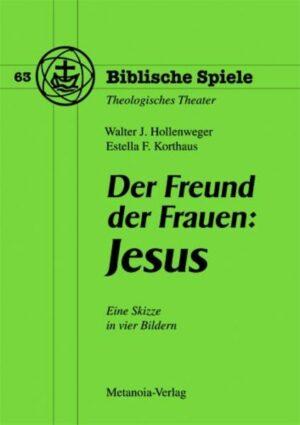Der Freund der Frauen: Jesus | Bundesamt für magische Wesen