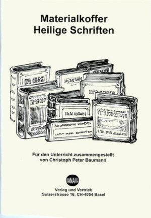 Materialkoffer Heilige Schriften   Bundesamt für magische Wesen