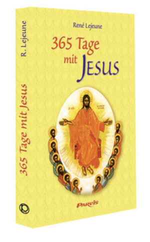 365 Tage mit Jesus | Bundesamt für magische Wesen