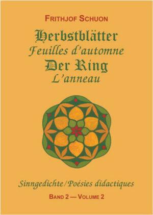 Sinngedichte / Herbstblätter & Der Ring   Bundesamt für magische Wesen