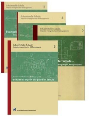 Buchpaket Evangelische Schulseelsorge entwickeln   Bundesamt für magische Wesen