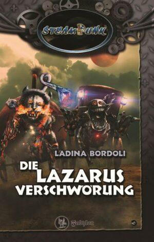 Die Lazarus Verschwörung