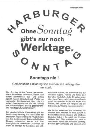 Harburger Sonntag