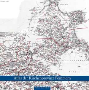 Atlas der Kirchenprovinz Pommern 1931 | Bundesamt für magische Wesen