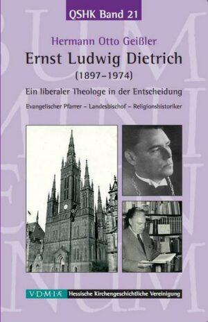 Ernst Ludwig Dietrich (1897–1974) | Bundesamt für magische Wesen