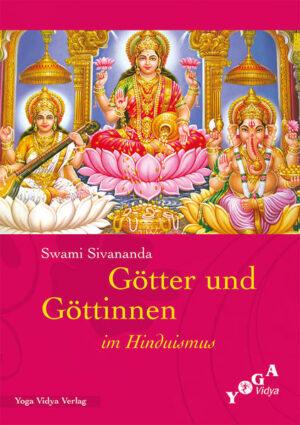 Götter und Göttinnen im Hinduismus | Bundesamt für magische Wesen