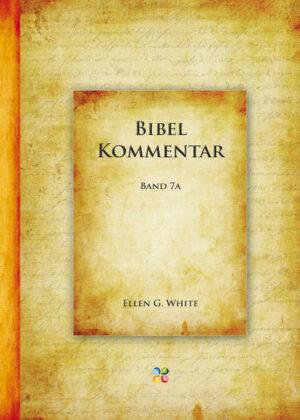 Bibelkommentar 7a Mit Anhang