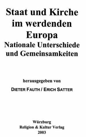 Staat und Kirche im werdenden Europa | Bundesamt für magische Wesen