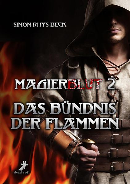 Magierblut 2 - Das Bündnis der Flammen | Bundesamt für magische Wesen