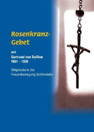 Rosenkranzgebet mit Gertraud von Bullion | Bundesamt für magische Wesen
