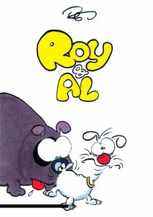 Roy & Al: Englischsprachige Ausgabe