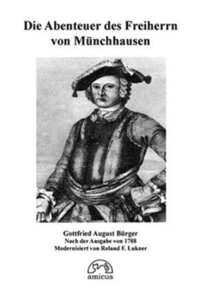 Die Abenteur des Freiherrn von Münchhausen