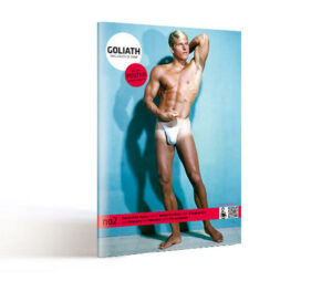 Classic Male Nudes: Posterbook