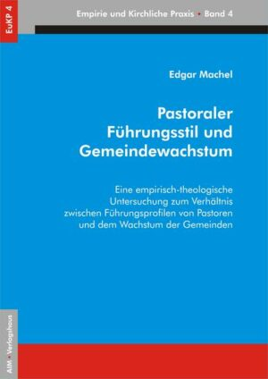 Pastoraler Führungsstil und Gemeindewachstum | Bundesamt für magische Wesen