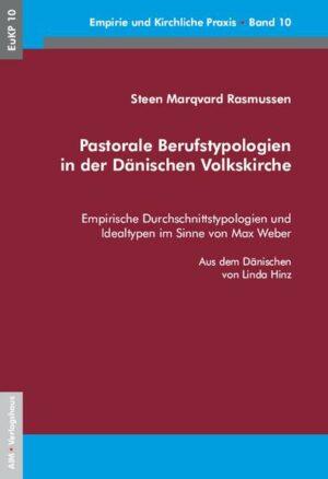 Pastorale Berufstypologien in der Dänischen Volkskirche | Bundesamt für magische Wesen