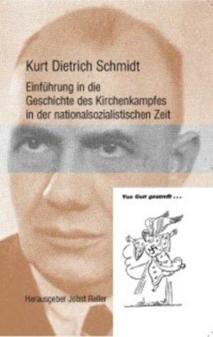 Einführung in die Geschichte des Kirchenkampfes in der nationalsozialistischen Zeit   Bundesamt für magische Wesen